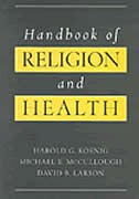 Book Handbook of Religion and Health by Harold G. Koenig