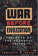 Book War Before Civilization by LAWRENCE H. KEELEY