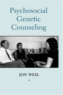 Book Psychosocial Genetic Counseling by Jon Weil
