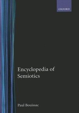 Book Encyclopedia of Semiotics by Paul Bouissac