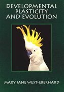 Book Developmental Plasticity and Evolution by Mary Jane West-Eberhard