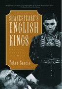 Book Shakespeares English Kings: History, Chronicle, and Drama by Peter Saccio