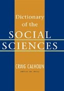 Book Dictionary of the Social Sciences by Craig Calhoun