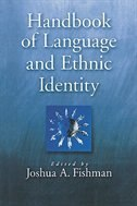 Book Handbook of Language and Ethnic Identity by Joshua A. Fishman