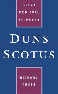 Book Duns Scotus by Richard Cross