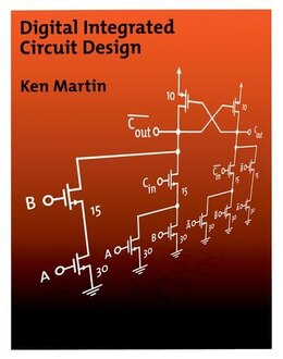 Book Digital Integrated Circuit Design by Ken Martin