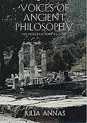 Book Voices of Ancient Philosophy: An Introductory Reader by Julia Annas