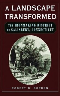 Book A Landscape Transformed: The Ironmaking District of Salisbury, Connecticut by Robert B. Gordon