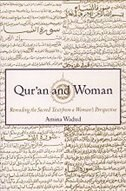 Book Quran and Woman: Rereading the Sacred Text from a Womans Perspective by Amina Wadud