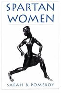 Book Spartan Women by Sarah B. Pomeroy