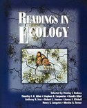 Book Readings in Ecology by Stanley I. Dodson