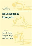 Book Neurological Eponyms by Peter J. Koehler