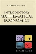Book Introductory Mathematical Economics by D. Wade Hands