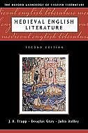Book The Oxford Anthology of English Literature: Volume 1: Medieval English Literature by J. B. Trapp