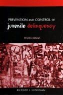 Book Prevention and Control of Juvenile Delinquency by Richard J. Lundman