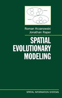 Book Spatial Evolutionary Modeling by Roman M. Krzanowski