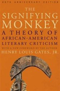 Book The Signifying Monkey by Henry Louis Gates