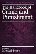 Book The Handbook of Crime and Punishment by Michael Tonry