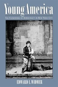Book Young America: The Flowering of Democracy in New York City by Edward L. Widmer