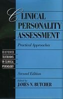 Book Clinical Personality Assessment: Practical Approaches by James N. Butcher
