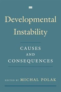 Book Developmental Instability: Causes and Consequences by Michal Polak