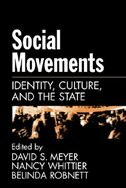 Book Social Movements: Identity, Culture, and the State by David S. Meyer