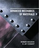 Book Advanced Mechanics of Materials by Roman Solecki