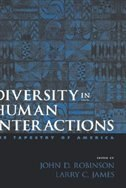 Book Diversity in Human Interactions: The Tapestry of America by John D. Robinson