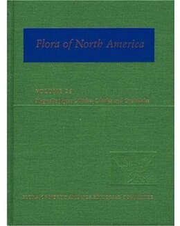 Book Flora of North America: North of Mexico Volume 26: Magnoliophyta: Liliidae: Liliales and Orchidales by Flora of North America Editorial Committee