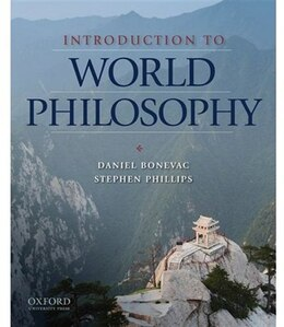 Book Introduction to World Philosophy: A Multicultural Reader by Daniel Bonevac