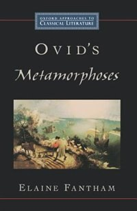 Book Ovids Metamorphoses by Elaine Fantham