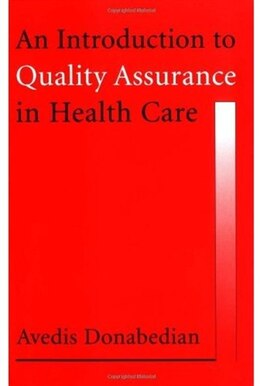 Book An Introduction to Quality Assurance in Health Care by Avedis Donabedian