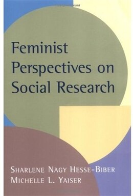 Book Feminist Perspectives on Social Research by Sharlene Nagy Hesse-biber
