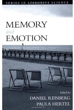 Book Memory and Emotion by Daniel Reisberg