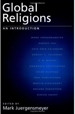 Book Global Religions: An Introduction by Mark Juergensmeyer
