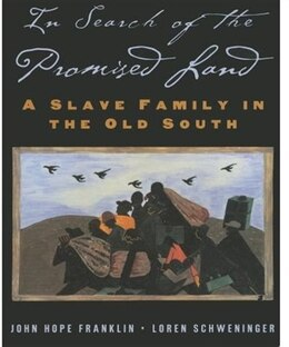 Book In Search of the Promised Land: A Slave Family in the Old South by John Hope Franklin