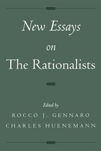 Book New Essays on the Rationalists by Rocco J. Gennaro