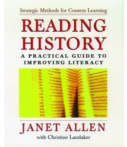 Book Reading History: A Practical Guide to Improving Literacy by Janet Allen