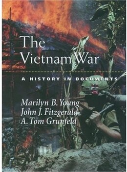 Book The Vietnam War: A History in Documents by Marilyn B. Young