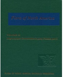 Book Flora of North America: North of Mexico Volume 25: Magnoliophyta: Commelinidae (in part): Poaceae… by Sandy Flora of North America Editorial Committee