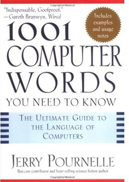 Book 1001 Computer Words You Need To Know by Erin Mckean