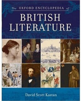 Book The Oxford Encyclopedia of British Literature: 5-Volume Set by David Scott Kastan