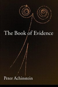 Book The Book of Evidence by Peter Achinstein