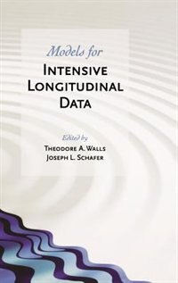 Book Models For Intensive Longitudinal Data by Theodore A. Walls