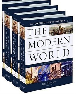 Book Encyclopedia of the Modern World: 1750 to the Present by Peter N. Stearns