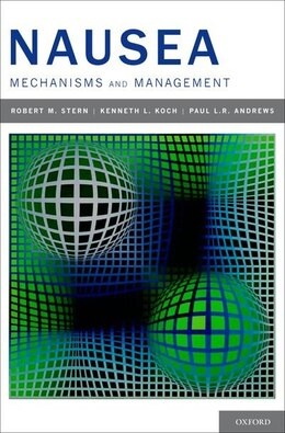 Book Nausea: Mechanisms And Management by R. M. Stern