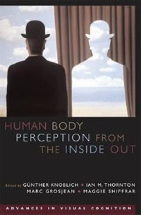 Book Human Body Perception From The Inside Out by Gunther Knoblich