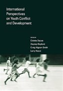 Book International Perspectives on Youth Conflict and Development by Colette Daiute