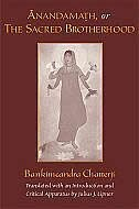 Book Anandamath, Or The Sacred Brotherhood by Bankimcandra Chatterji