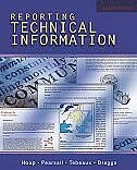 Book Reporting Technical Information by Kenneth W. Houp